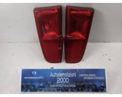 Catarifrangente fanale stop posteriore FIAT Punto Berlina 3P 3° Serie