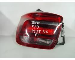 Stop fanale Posteriore sinistro lato Guida BMW Serie 1 F20 (11>19)