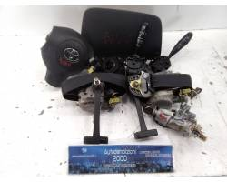 Kit Airbag senza cruscotto TOYOTA Rav4 3° Serie