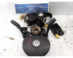 Kit Airbag senza cruscotto VOLKSWAGEN Golf 5 Berlina (03>08)