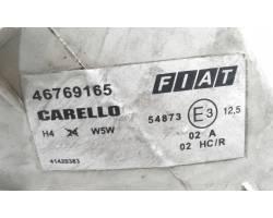 Faro anteriore Destro Passeggero FIAT Seicento Serie (98>00)