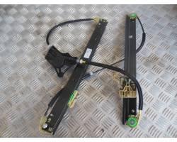 Meccanismo alza vetro Ant. DX AUDI A6 Avant 4° Serie (4G5)