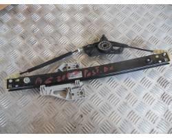 Meccanismo alza vetro Post. DX AUDI A6 Avant 4° Serie (4G5)