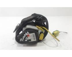 Cintura di Sicurezza anteriore Sinistra con pretensionatore VOLKSWAGEN Touareg 1° Serie