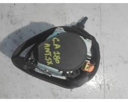Cintura di Sicurezza anteriore Sinistra con pretensionatore MERCEDES Classe A W169 4° Serie