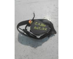 Cintura di Sicurezza anteriore Destra con pretensionatore MERCEDES Classe A W169 4° Serie
