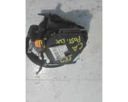 Cintura di sicurezza Posteriore DX passeggero con pretension MERCEDES Classe A W169 4° Serie