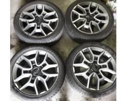 4 Cerchi in lega FIAT 500 X 1° Serie