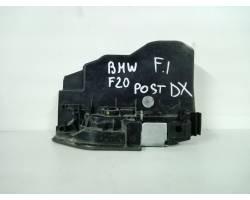 Serratura Posteriore destra BMW Serie 1 F20 (11>19)