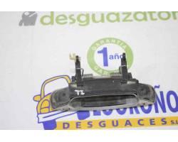 Maniglia esterna Posteriore Sinistra AUDI A4 Avant (8E) 1 serie