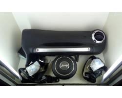 Kit Airbag Completo JEEP Wrangler 3° Serie