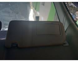 Parasole aletta anteriore Lato Guida NISSAN Pixo 1° Serie