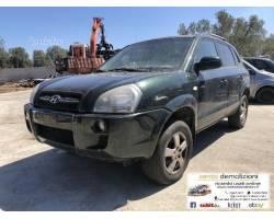 Auto Completa HYUNDAI Tucson  Serie (04>09)