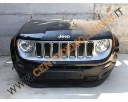 Musata completa + kit Radiatori + kit Airbag JEEP Renegade Serie