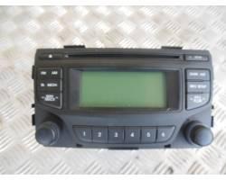 Autoradio MP3 HYUNDAI iX20 Serie (10>18)