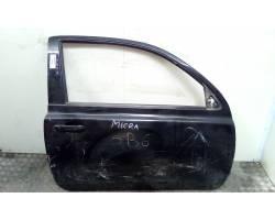 Portiera anteriore Destra NISSAN Micra 4° Serie