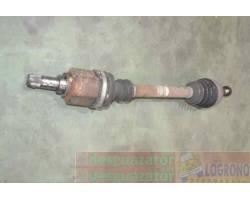 Semiasse anteriore Sinistro RENAULT Megane ll Serie (02>06)