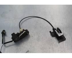 SERRATURA ANTERIORE SINISTRA MG TF Serie (95>11) 1600 Benzina  (2003) RICAMBI USATI