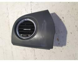 Modanatura laterale cruscotto SX .Con bocchetta aria.FIAT 500 Serie (07>14)