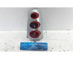 Stop fanale posteriore Destro Passeggero SMART ForTwo Coupé 1° Serie