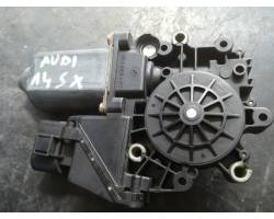 Motorino Alzavetro anteriore Sinistro AUDI A3 Serie (8L)