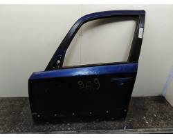 Portiera Anteriore Sinistra FIAT Sedici 1° Serie