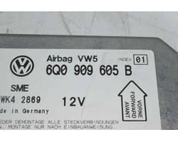 Centralina Airbag VOLKSWAGEN Passat Berlina 2° Serie