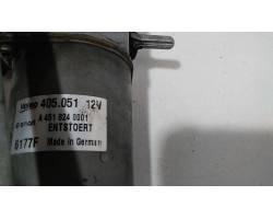 Motorino tergi ant completo di tandem SMART Fortwo Coupé 3° Serie (w 451)