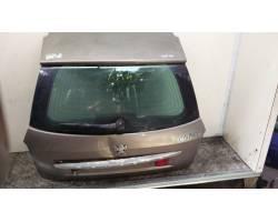 Portellone Posteriore Completo PEUGEOT 407 S. Wagon