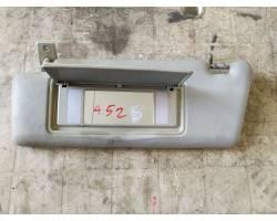Parasole aletta anteriore Lato Guida MERCEDES Classe E Berlina W210 2° Serie