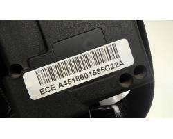 Cintura di Sicurezza anteriore Sinistra con pretensionatore SMART Fortwo Coupé 3° Serie (w 451)