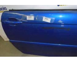 Portiera anteriore Destra BMW Serie 3 E46 Coupé