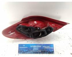 Stop fanale posteriore Destro Passeggero PEUGEOT 207 1° Serie