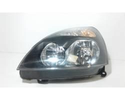 Faro anteriore Sinistro Guida RENAULT Clio Serie (01>05)