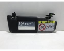 Parasole aletta Lato Passeggero ABARTH 500 Fiat