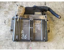 Centralina motore RENAULT Twingo 2° Serie