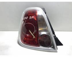 Stop fanale Posteriore sinistro lato Guida ABARTH 500 Fiat
