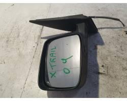 Specchietto Retrovisore Sinistro NISSAN X-Trail 2° Serie