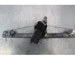 Cremagliera anteriore sinistra Guida DACIA Logan 1° Serie