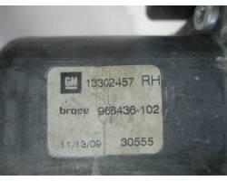 Alzacristallo elettrico ant. DX passeggero OPEL Astra J