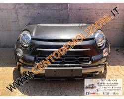 Musata completa + kit Radiatori + kit Airbag FIAT 500 L Serie Trekking/Cross