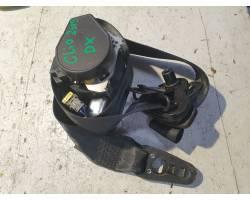 Cintura di Sicurezza anteriore Destra con pretensionatore RENAULT Clio Serie (08>15)