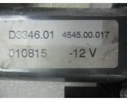 Alzacristallo elettrico ant. SX guida FIAT Doblò 1° Serie