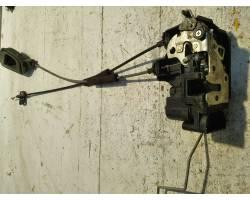 Serratura Posteriore Sinistra CHEVROLET Spark 1° Serie
