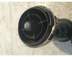 Bocchetta aria cruscotto lato guida MINI Cooper 2° Serie