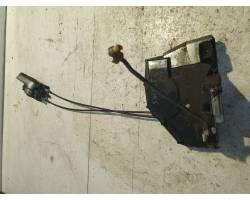 Serratura Anteriore Sinistra con maniglia interna.SUZUKI Swift 4° Serie