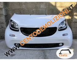 Musata completa + kit Radiatori + kit Airbag SMART Fortwo Coupé (453)