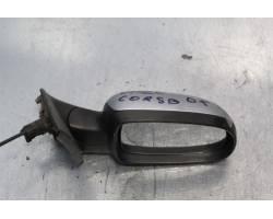 Specchietto Retrovisore Destro OPEL Corsa C 5P 2° Serie