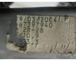 Alzacristallo elettrico post. SX guida ALFA ROMEO 147 1°  Serie