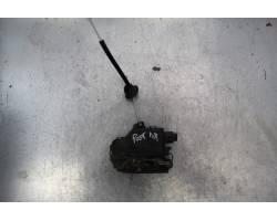 Serratura Posteriore destra AUDI A2 Serie (8Z)